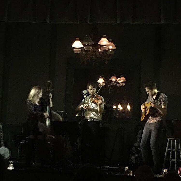 w/ Missy Raines Trio @ G.A.R. Hall in Peninsula, OH