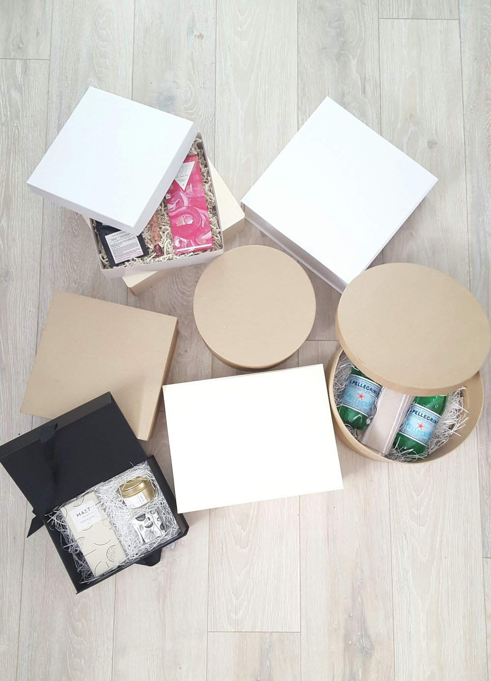 Gift Box Client Gift Welcome Gift Gift Compnay