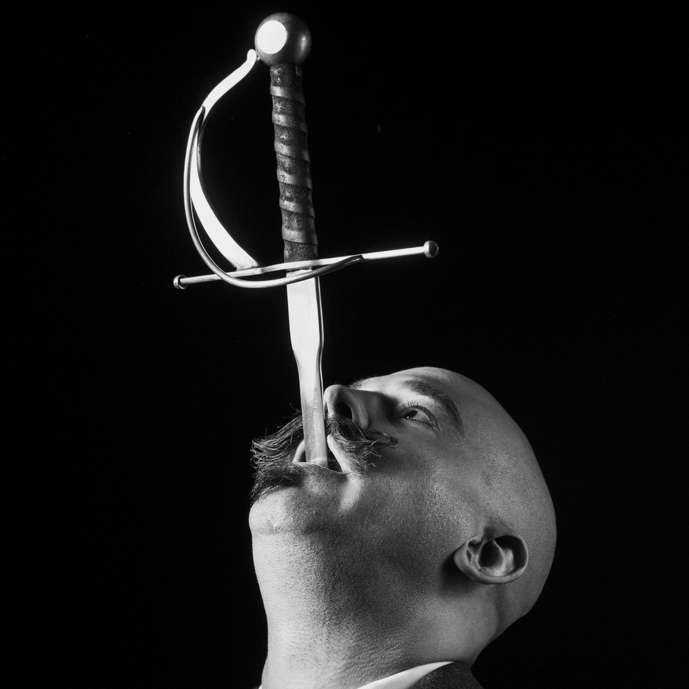 SWORD SWALLOWING