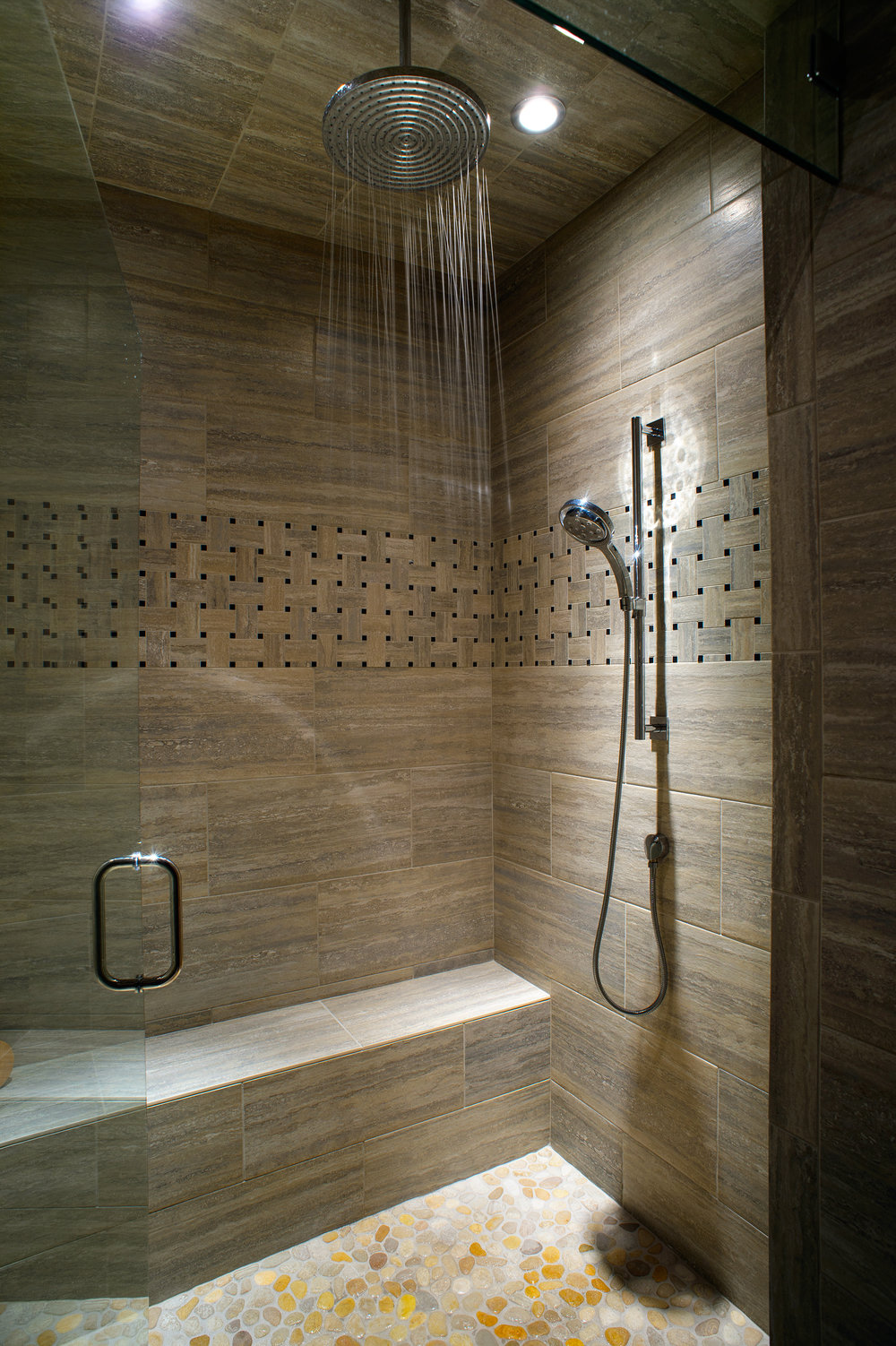 Shower wall tile design pictures