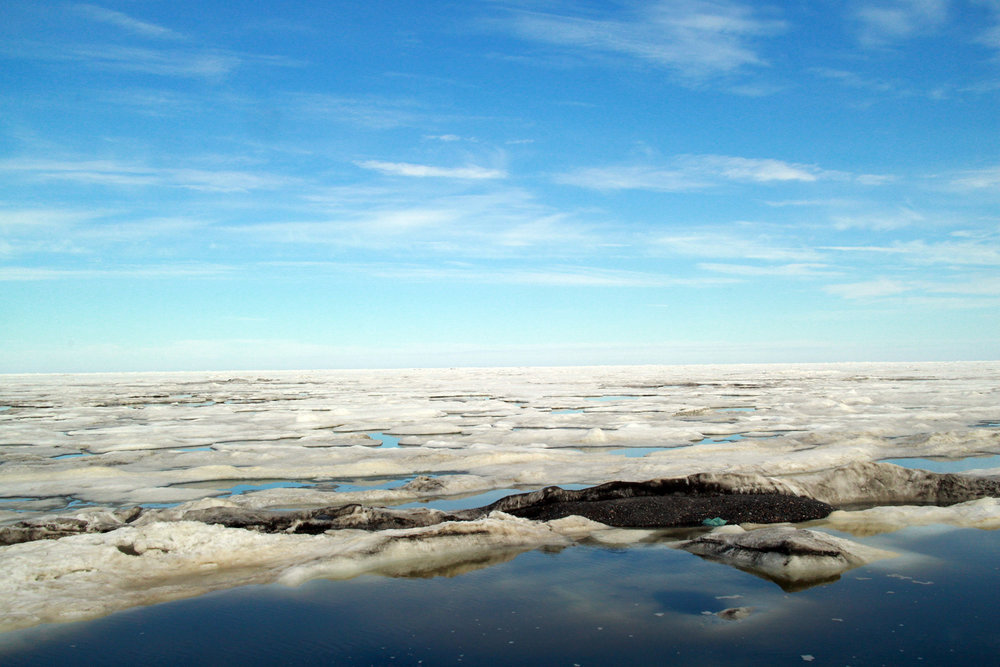 Learn more about our Arctic test site, near Barrow, Alaska  here .