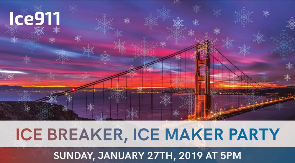 Ice Breaker Ice Maker Party