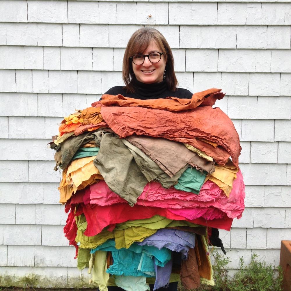 Marcia Derse, Fabric Designer