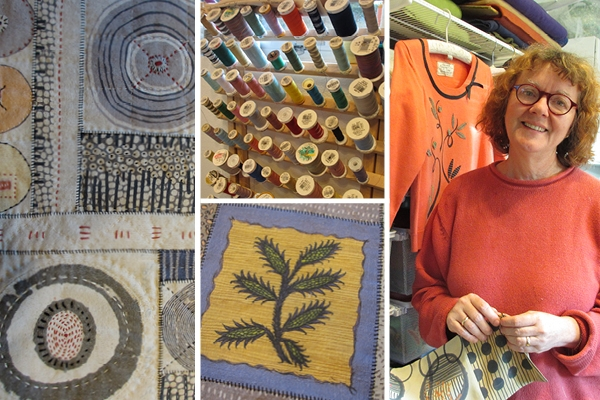 Peggy Juve, Textile Artist