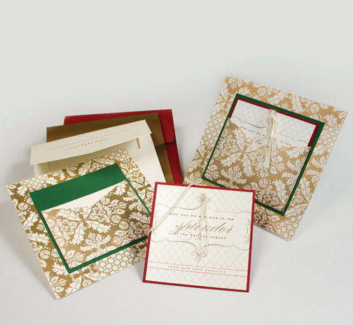 jsd-e gold green red christmas party invitation.jpg