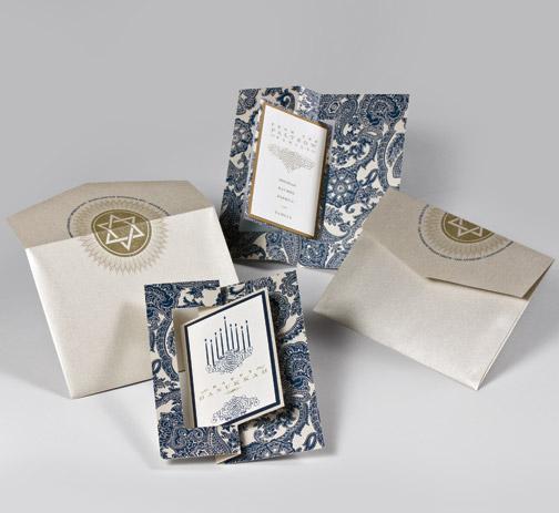 jsd-e navy gold square twist hanukkah card.jpg