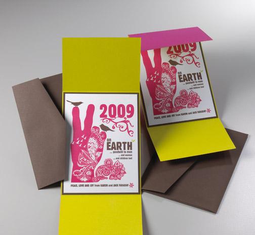 jsd-e yellow pink hippie christmas card.jpg
