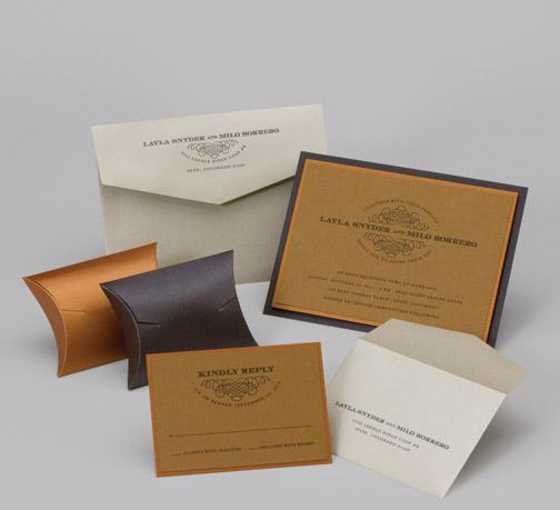 jsd-e brown orange fall wedding invitation.jpg