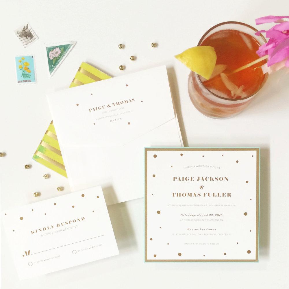 jsd-e golf confetti modern wedding invitation.jpg