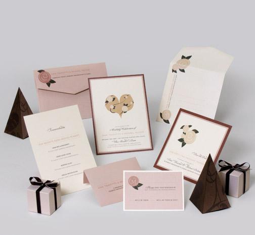 jsd-e romantic rustic kraft wedding invitation.jpg