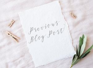 Prior Post: The Cornett Wedding Suite