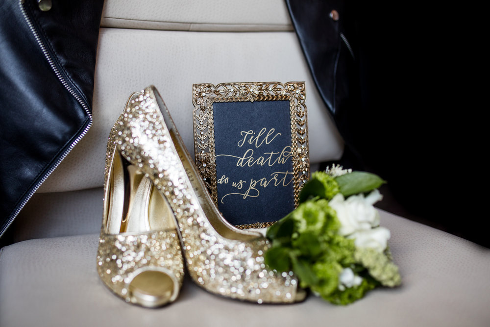 central pa wedding styled shoot