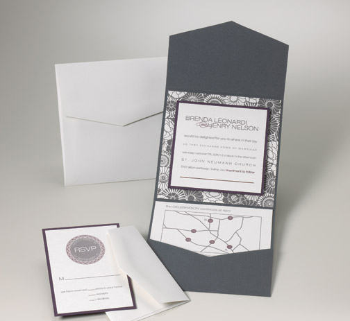 jsd-e silver floral modern elegant wedding Central PA, York PA, JesSmith Designs, custom, wedding, invitations, bridal, announcements, save the date, baby, hanover, calligraphy, baltimore, wedding invitations, lancaster, gettysburg.jpg