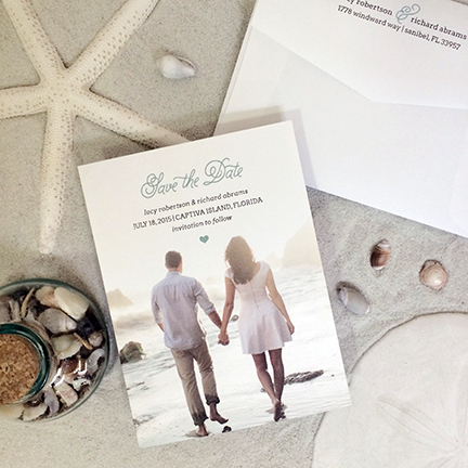 Central PA, York PA, JesSmith Designs, custom, wedding, invitations, bridal, announcements, save the date, baby, hanover, calligraphy, baltimore, wedding invitations, lancaster, gettysburg-e simple heart save the date.JPG