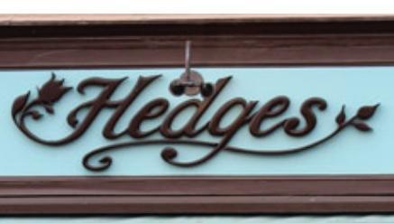 Hedges - Chagrin Falls