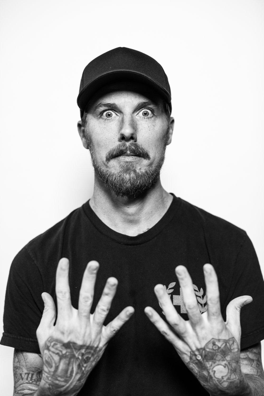 Nashville tattoo artist Ben Ritchie