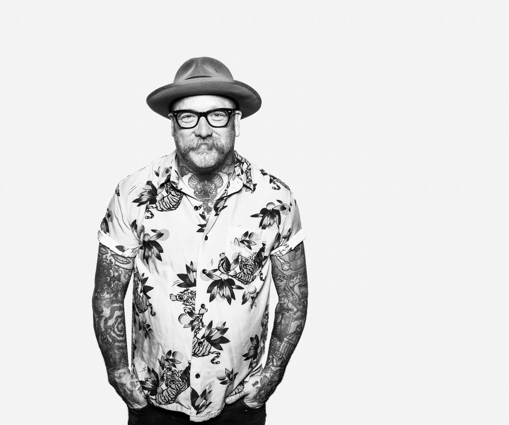 Chipper Harbin Nashville tattoo artist