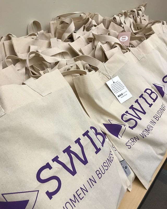 SWIB conference is tomorrow! Looking forward to seeing everyone there and experience the great event that the team has set up. Today our members helped put together the swag bag that all attendees will receive  See you tomorrow!  #nyuswib