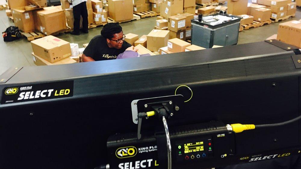 Kino Flo Select 30 LED Fixture