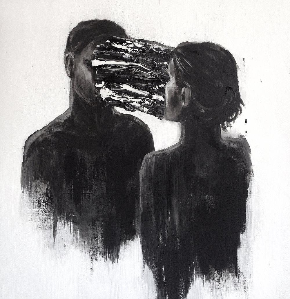 """The Dialogue"" by Kristina Cyan"
