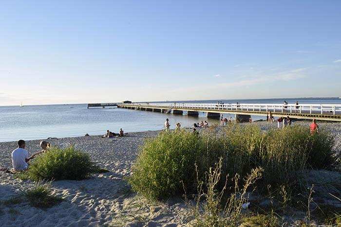 ribergsborg strand