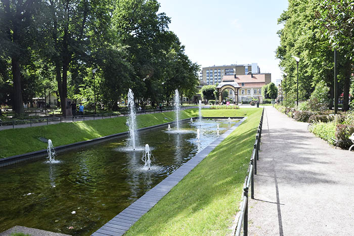 Folkets Park, Malmö