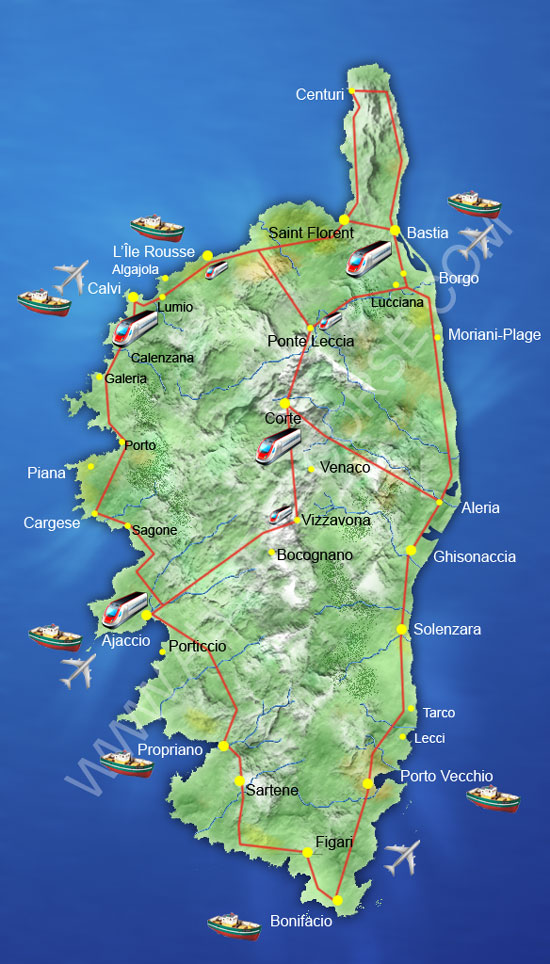 Korsika doftar av ljuva orter 2