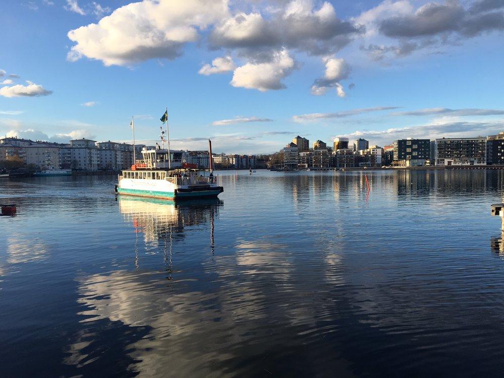 Gratis Båttur Stockholm