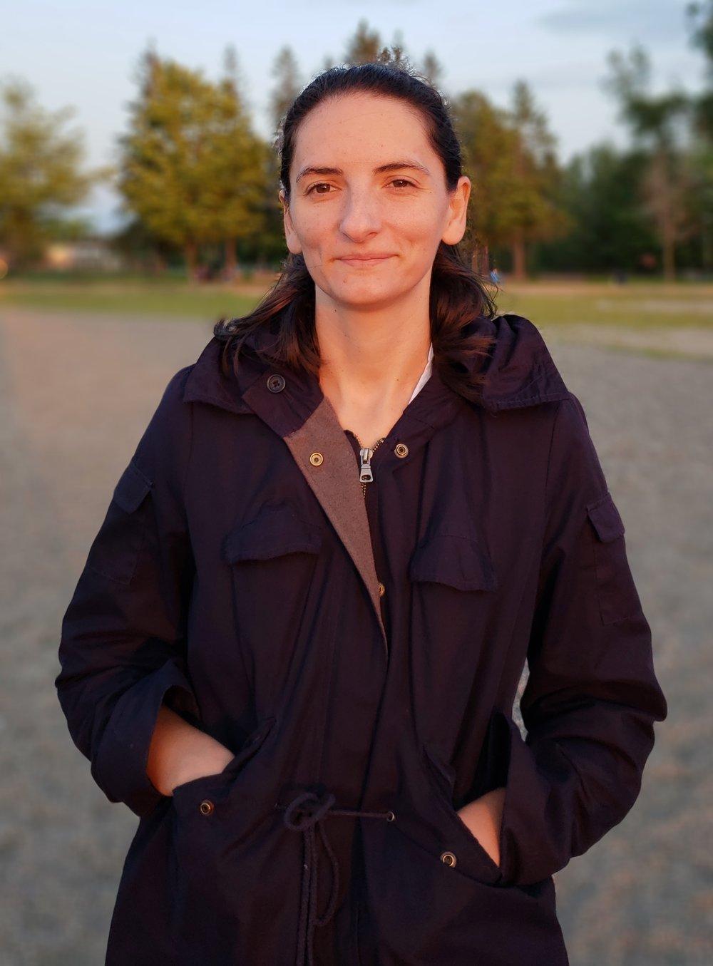 - Suzana P. GelovaPh.D. in Biology(Katholieke Universiteit Leuven, Belgium, 2014)