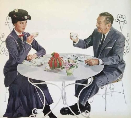 Walt Disney famously adored Mary Poppins and regarded the movie as a personal favorite.