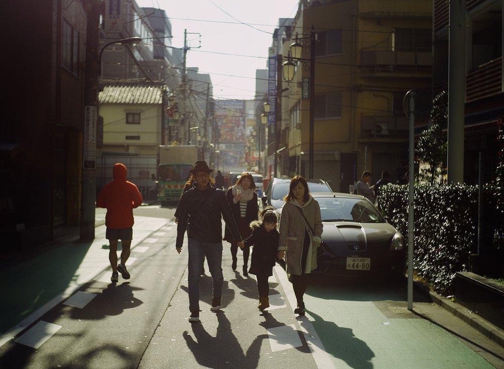 Happy Girl, Shinjuku, Tokyo, 2017. Shot on Leica M8 with Voigtlander 1.4 35mm