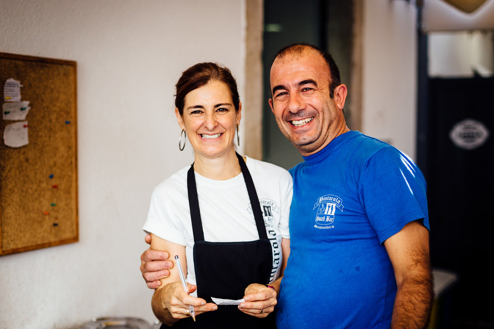 Cooking-Fish-Artesanal-Couisine-Couple-Portugal-Travel-Photography
