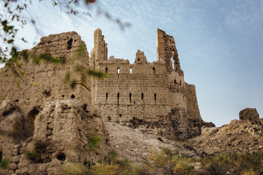 Fort-Ruins-Ancient-History-Tradition-Village-Oman-Daniel-Durazo-Photography-Durazophotography