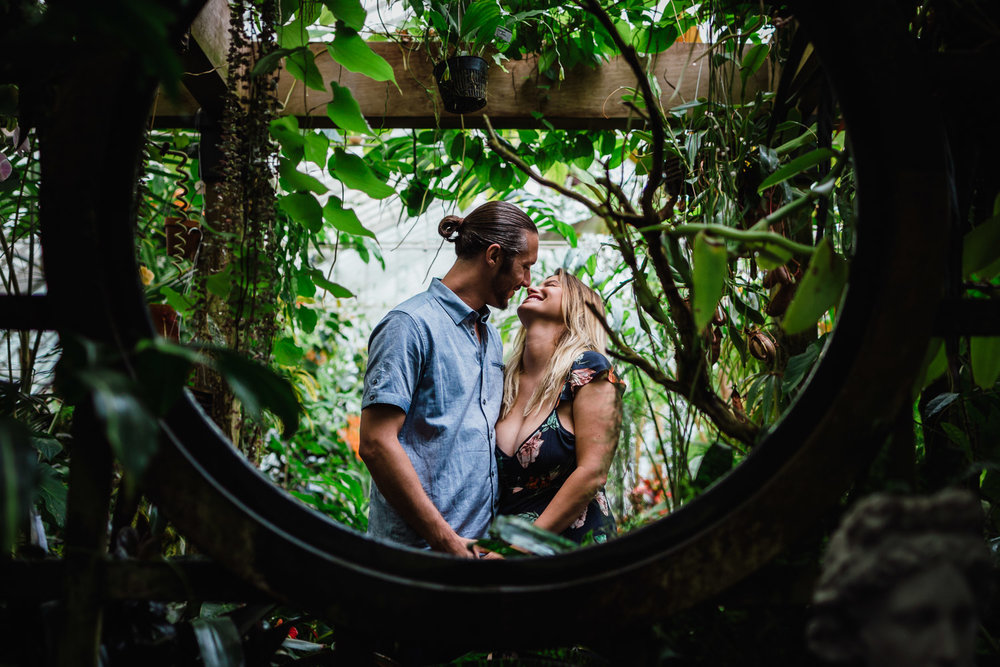 Green-Natural-Greenhouse-Engagement-Laughter-Couples-Portrait-California-Virginia-DC-Daniel-Durazo-Photography.jpg