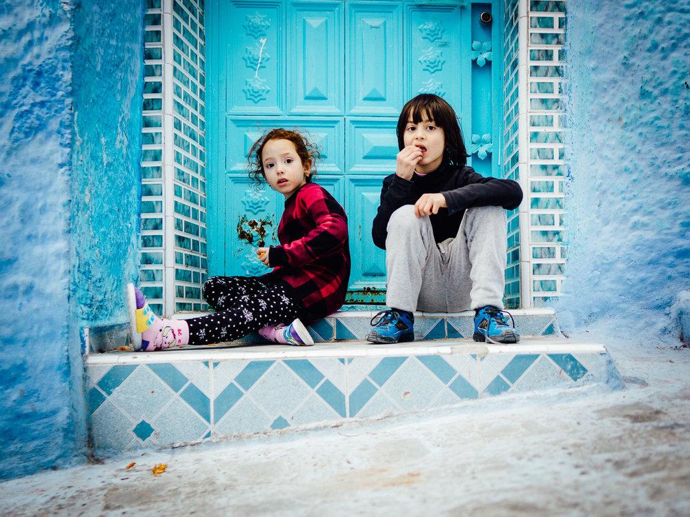 Portrait-Children-Blue-Morocco-Chefchaouen-Durazo-Photography.jpg