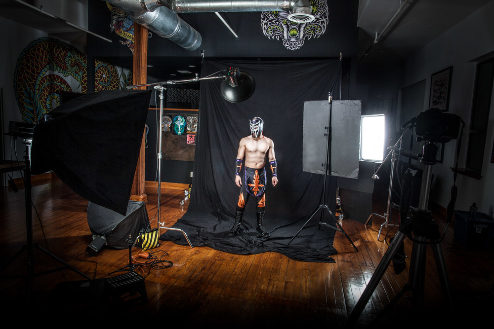 Shooting Luchas