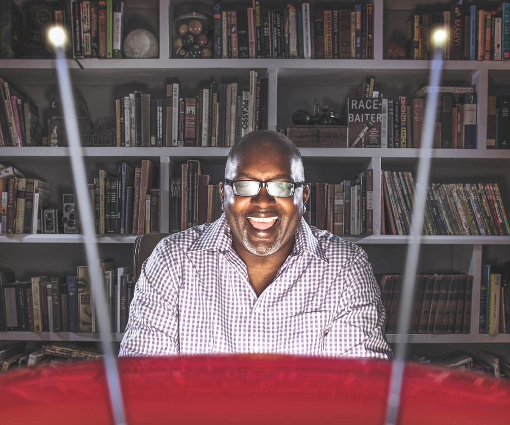 NPR TV Critic Eric Deggans