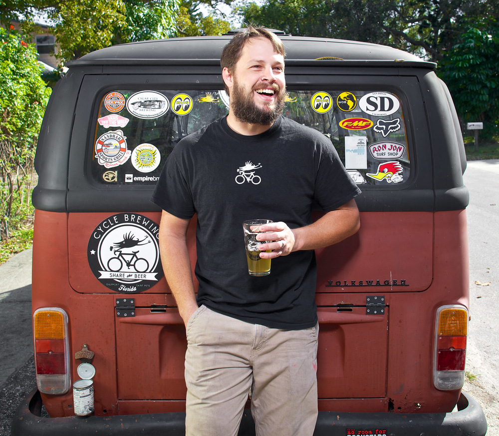 Doug Dozark: Cycle Brewing