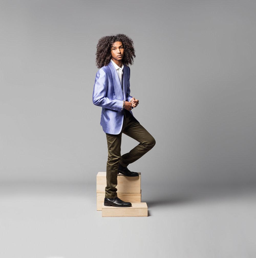 Creative Loafing Mens Fashion Shoot