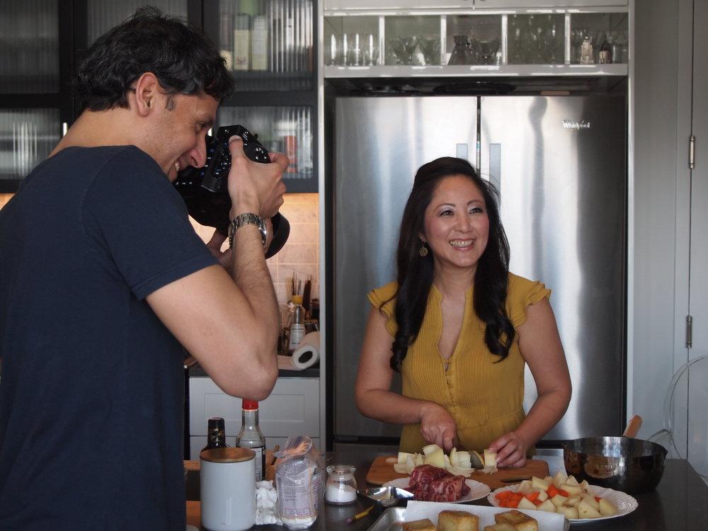 ひでこコルトン  著者、NY流おもてなし料理家、 COLTONS NEWYORK 代表取締役  Website:www.coltonsnewyork.com