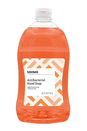 Solimo hand soap