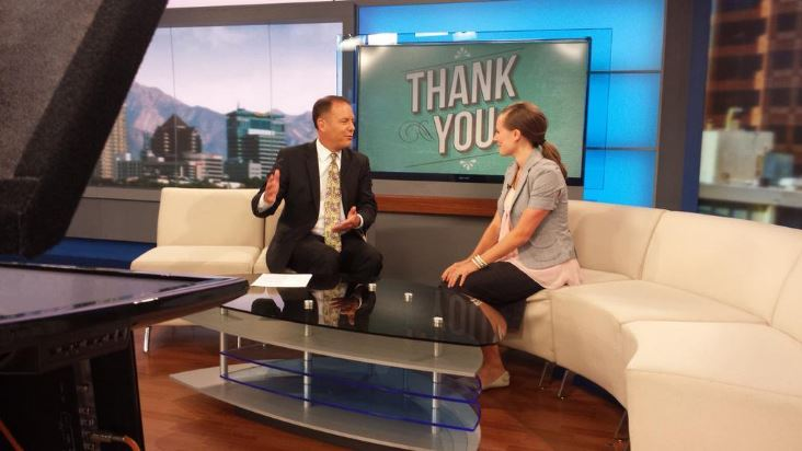 Sharing my research on NBC affiliate KSL5TV. #thanks