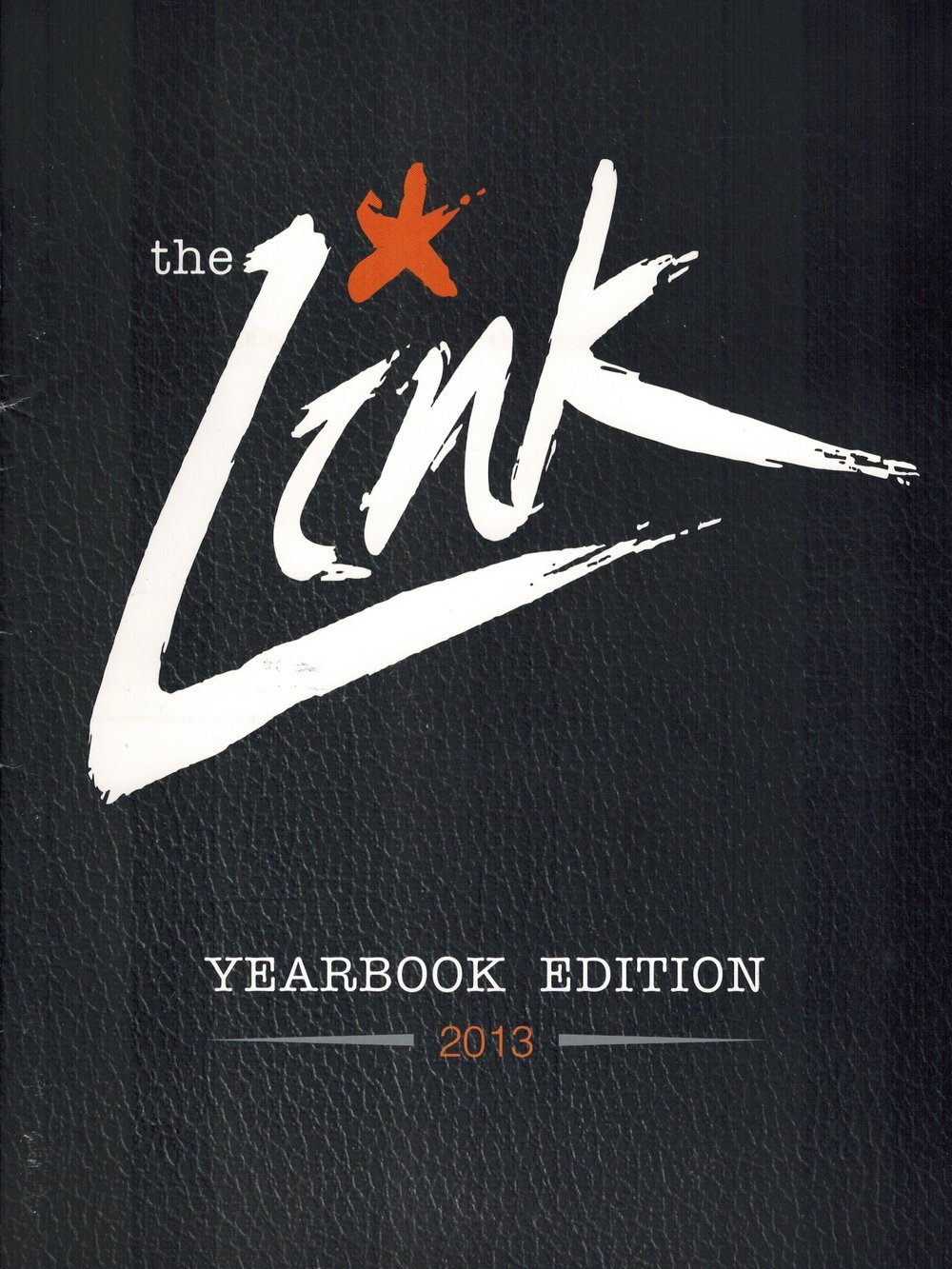 The Link, 2013 Yearbook