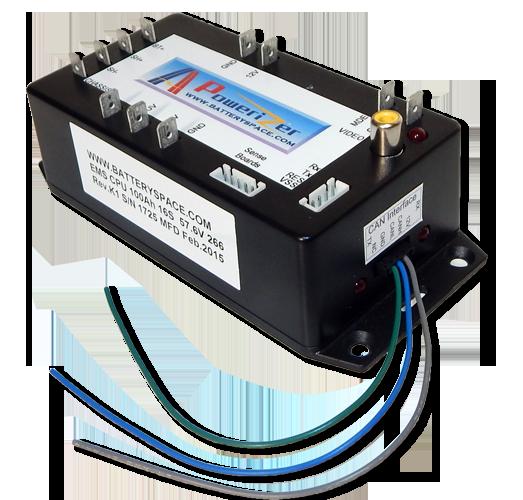 www.BatterySpace.com BMS for LiFePO4 packs