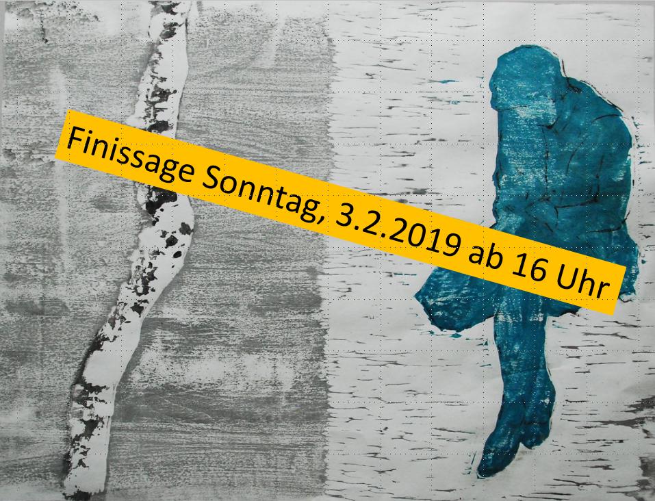 """Im Wald - ab 9. Dezember 2018Vernissage 9.12.2018 ab16 Uhr""""Das Zentrum der Körperarbeit"""" Schaffhauserstrasse 43, Zürich"""
