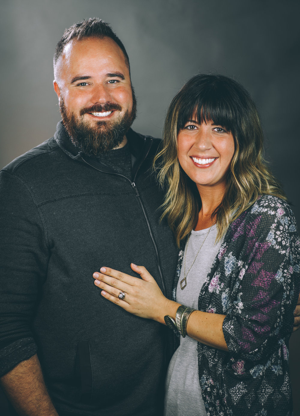 Jared and Dianna Wizner  /  Lead Pastors