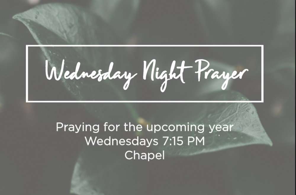 Each Wednesday, we Livestream the International House of Prayer and join in agreement. Don't miss this powerful conversation.