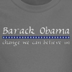barack obama change we can believe in 2008 t-shirts