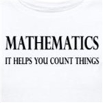 mathematics helps you count geek humor on t-shirts and more