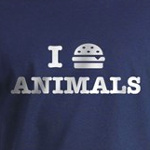 I love to eat animals